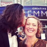 Avan and his MUM