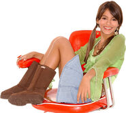 Victoria-justice-and-bearpaw-dream-boots-gallery