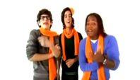 Victoriou's Boys singing