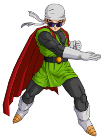 Great Saiyaman Real