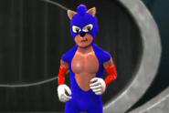 Sonic the Hedgehog (damaged)