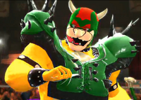 Bowser Up Close