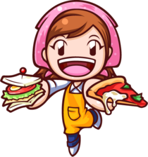 Cooking mama real