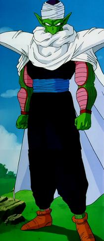 Real Piccolo