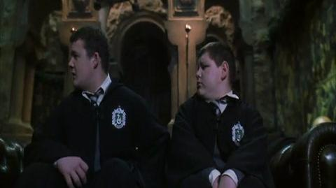 Harry Potter and the Chamber of Secrets - Questioning Malfoy