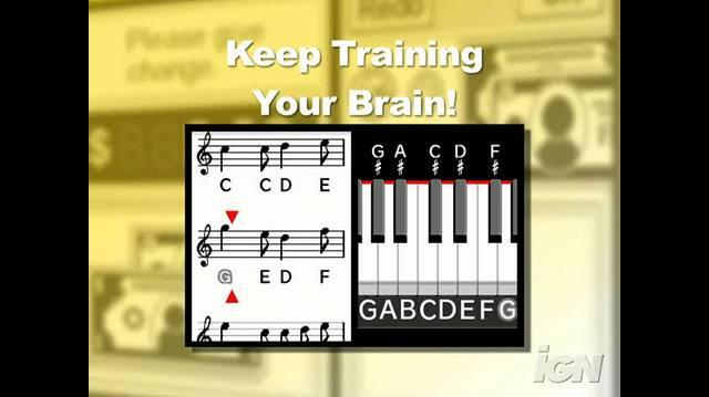 Brain Age 2 More Training in Minutes a Day Nintendo DS Trailer - Nintendo Summit Trailer
