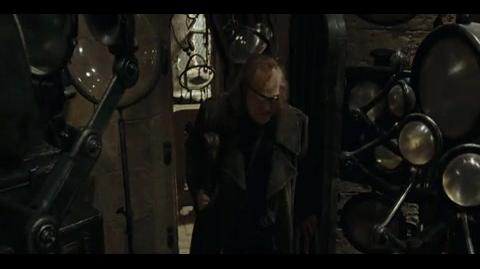Harry Potter and the Goblet of Fire - Moody's hint