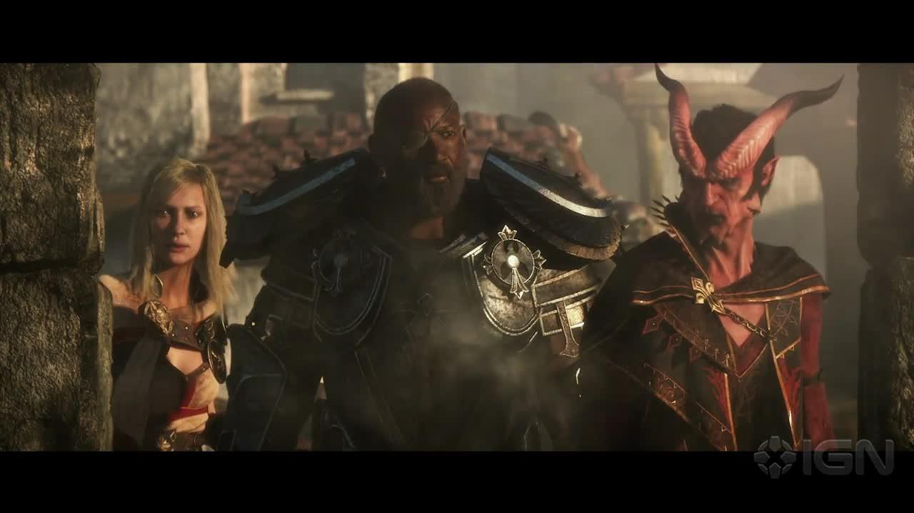 Neverwinter The Siege of Neverwinter Cinematic Trailer