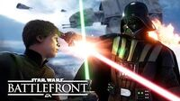 "Star Wars Battlefront Multiplayer Gameplay E3 2015 ""Walker Assault"" on Hoth"
