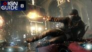 Watch Dogs Walkthrough - Act 1, Mission 08 A Wrench in the Works