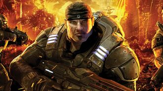 Gears of War Ultimate Edition War Zone Kill Rampage Gameplay