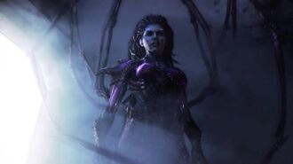 StarCraft II Heart of the Swarm Vengeance Official Trailer