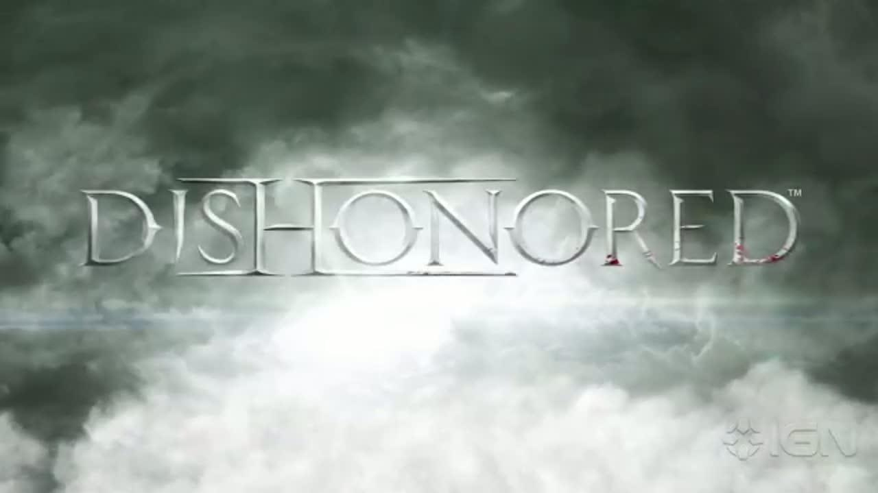 Dishonored E3 Trailer