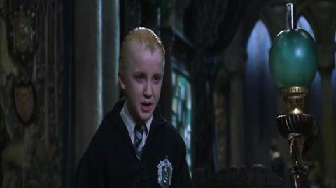 Harry Potter and the Chamber of Secrets - The Polyjuice Wears Off