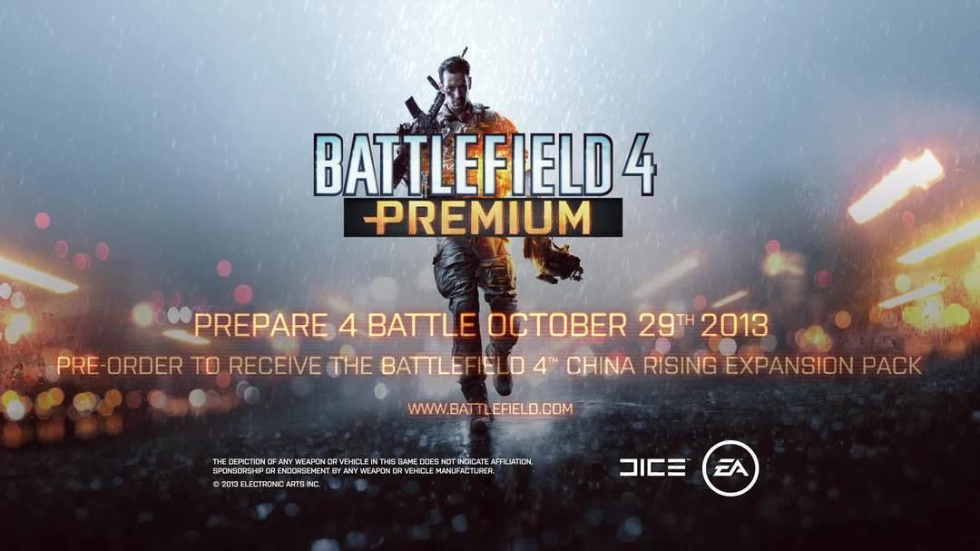 Battlefield 4 Premium Trailer