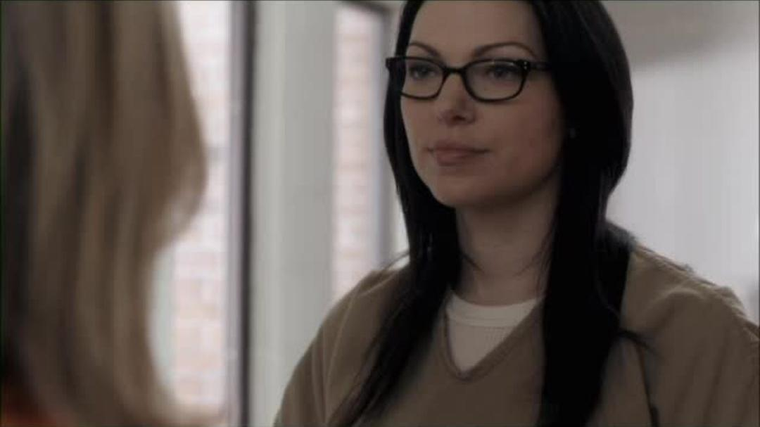 Orange is the New Black Clip - Piper and Alex Confront Each Other