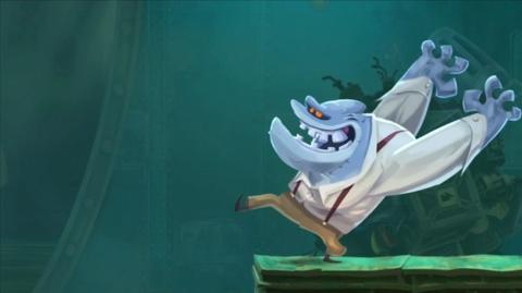 Rayman Legends (VG) (2014) - Next Gen trailer