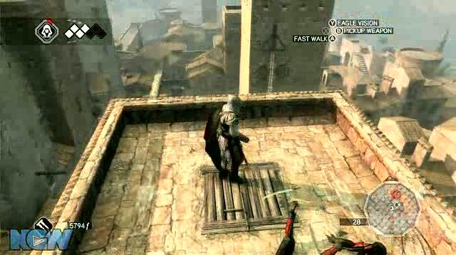Assassin's Creed 2 X360 - Walkthrough - Assassin's Creed 2 MS 5 - Town Crier