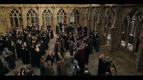 Harry Potter and the Goblet of Fire - Leaving Hogwarts