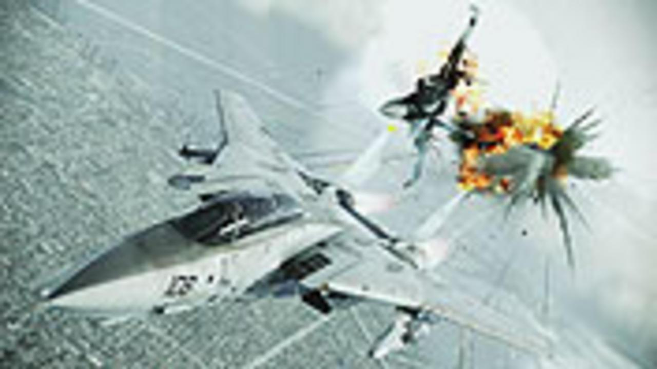 Ace Combat Assault Horizon - Review Preview
