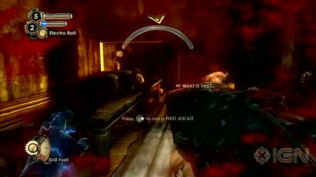 BioShock 2 Xbox 360 Guide-Walkthrough - Walkthrough - Little Sister Vent