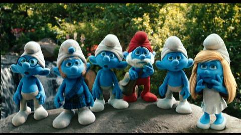 The Smurfs (2011) - Open-ended Trailer for The Smurfs