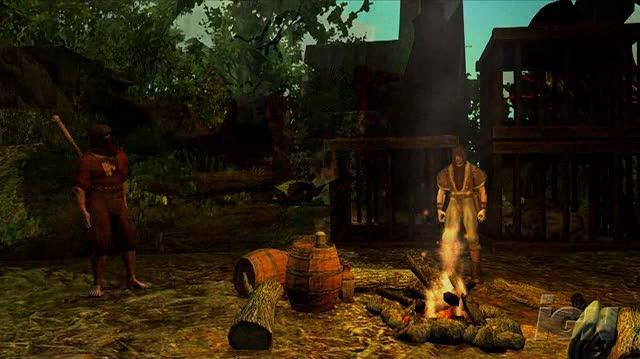 Age of Conan Hyborian Adventures PC Games Trailer - DX 10