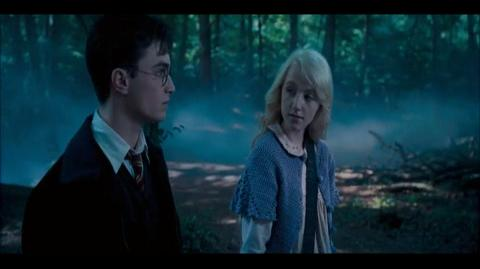 Harry Potter and the Order of the Phoenix - Encouragement from Luna
