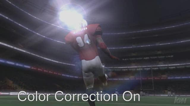 Backbreaker PlayStation 3 Trailer - Color Correction (HD)