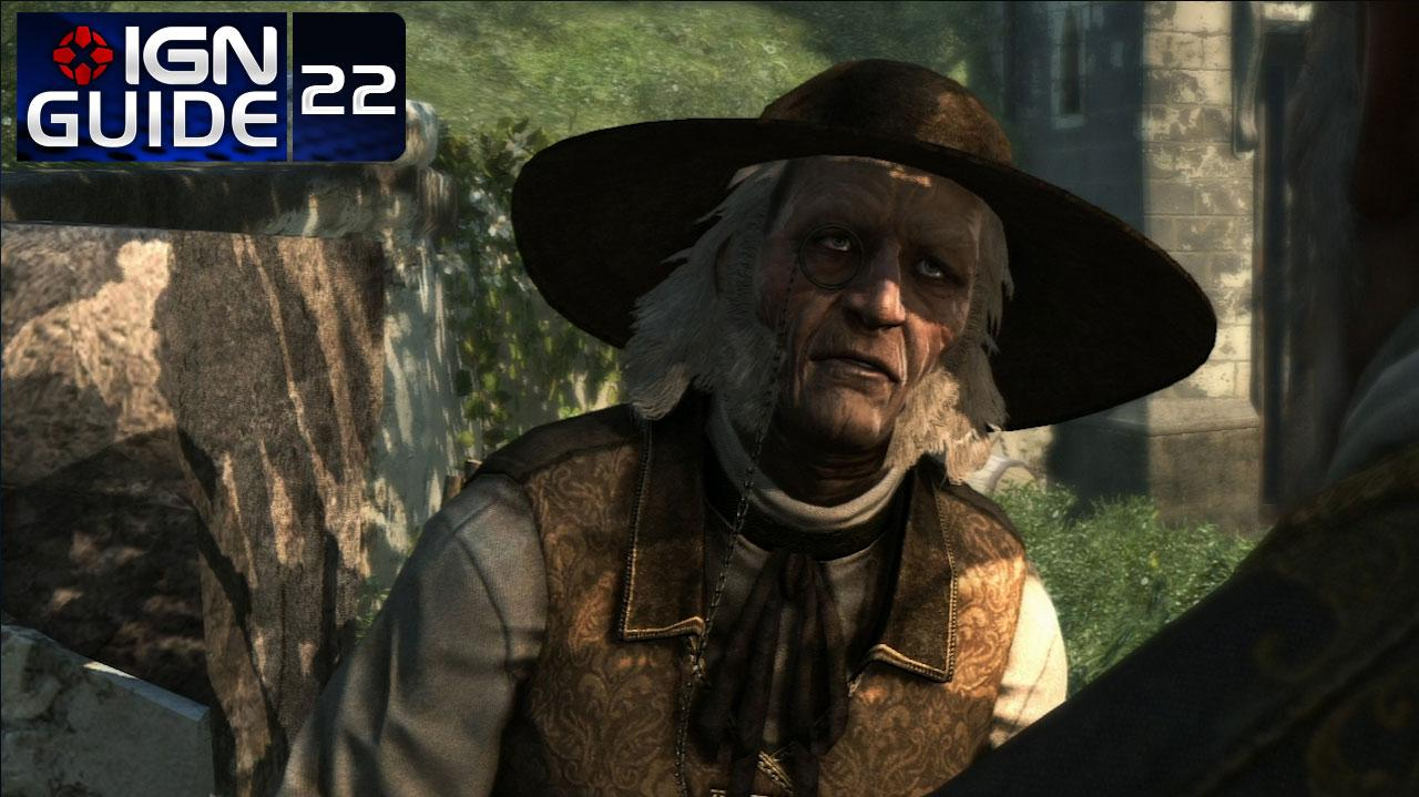 Assassin's Creed 4 Walkthrough - Sequence 05 Memory 02 Traveling Salesman (100% Sync)