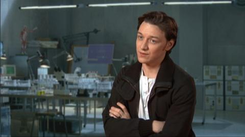 """X-Men First Class (2011) - Interview """"James McAvoy On The Cold War Side Of The Story"""""""