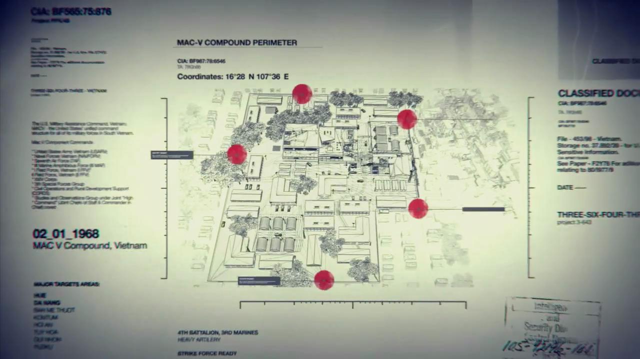 Call of Duty Black Ops - Veteran Walkthrough - The Defector - Opening Cutscene