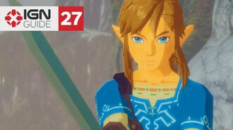 Zelda Breath of the Wild Walkthrough - Ridgeland Tower (Part 27)