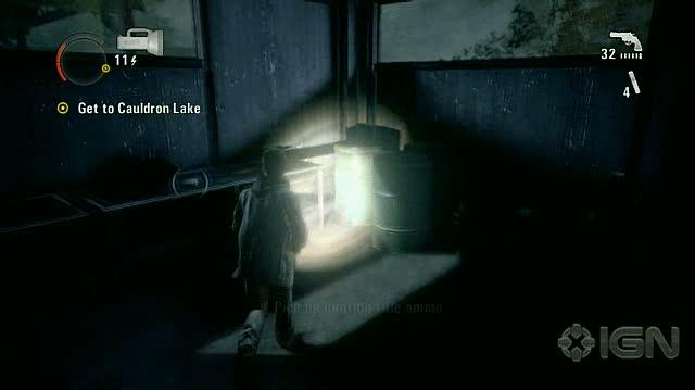 Alan Wake X360 - Walkthrough - Alan Wake - Nightmare Difficulty - Episode 6 - Junk Yard