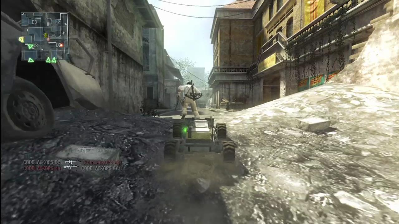 Call of Duty Black Ops Multiplayer Map Cracked Gameplay