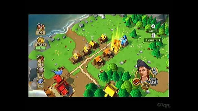 Dawn of Discovery Nintendo Wii Gameplay - Chapel Video