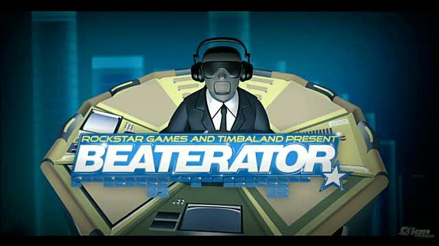 Beaterator Sony PSP Trailer - Official Trailer