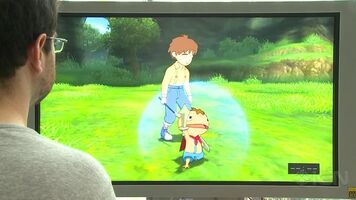 Ni No Kuni Overworld and Combat