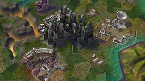 Civilization Beyond Earth's Wide-Open Early Game