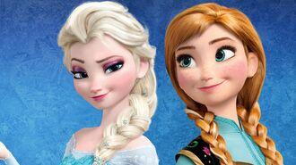 """Frozen - """"The Dressing Room"""" Deleted Scene"""
