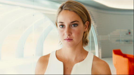 The Divergent Series Allegiant Teaser Trailer