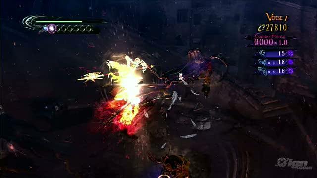 Bayonetta Insider Gameplay - Masterbit Theater Bayonetta