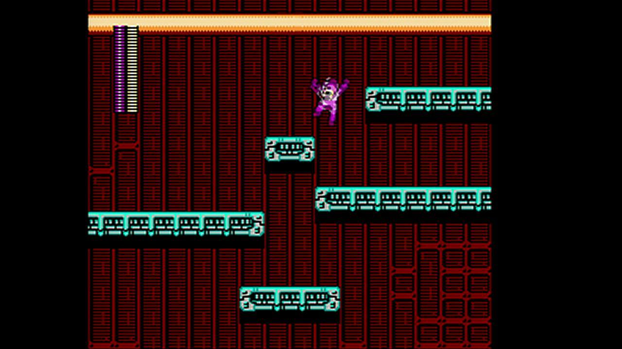Mega Man 2 Quick Man's Tough Stage