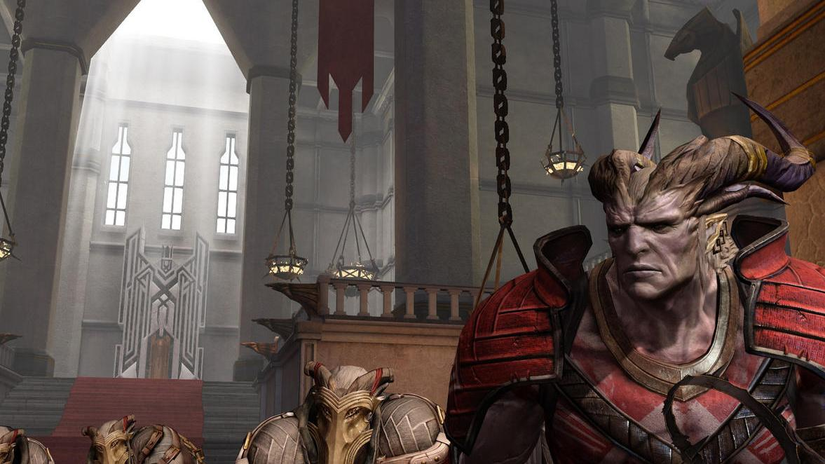 Dragon Age 2 Rise to Power Trailer