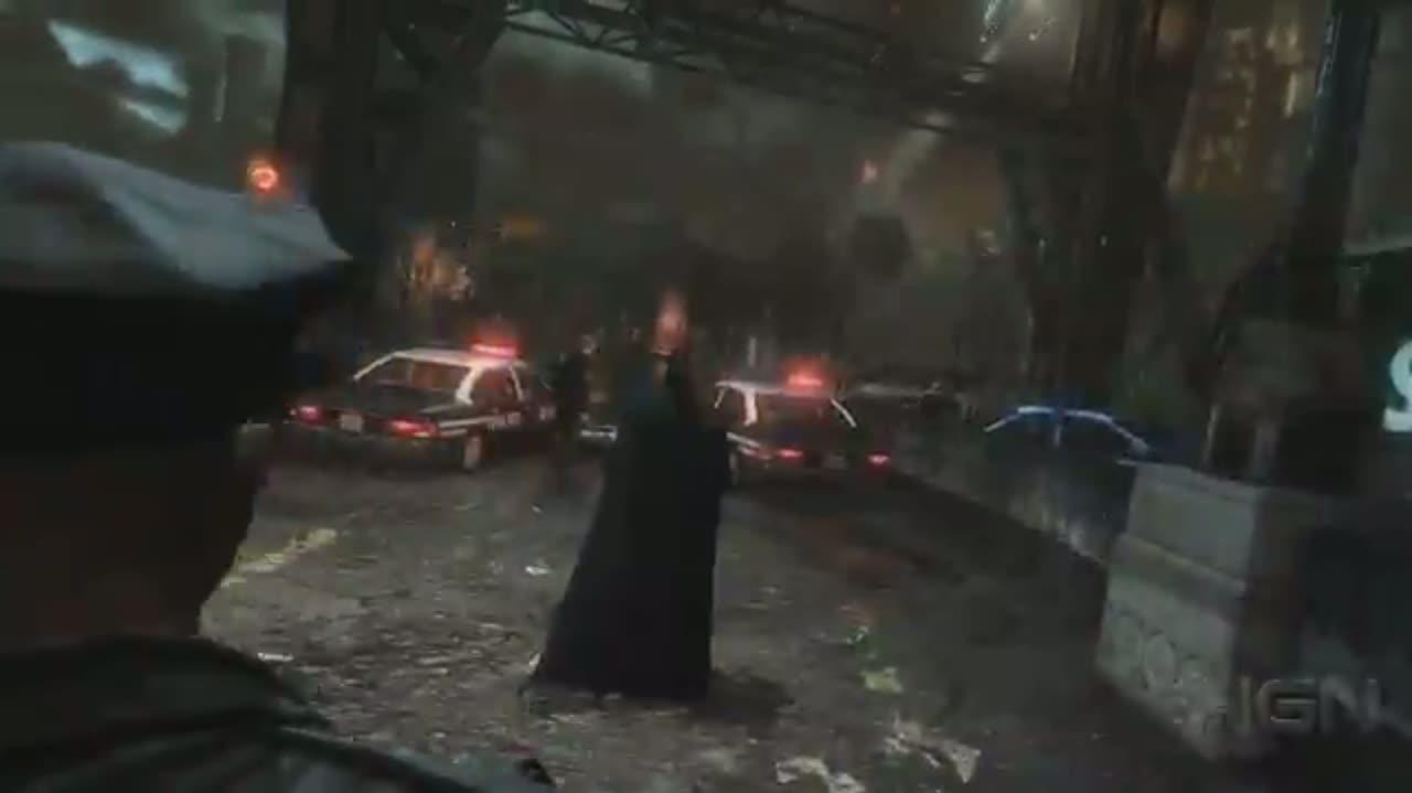 Batman Arkham City Harley Quinn's Revenge Payback Trailer