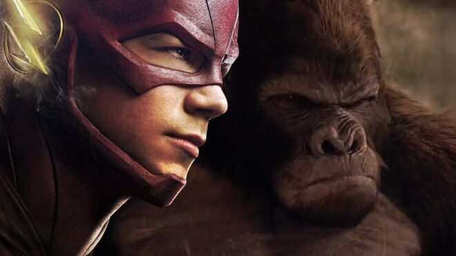 The Flash ''Attack on Gorilla City'' Official Trailer