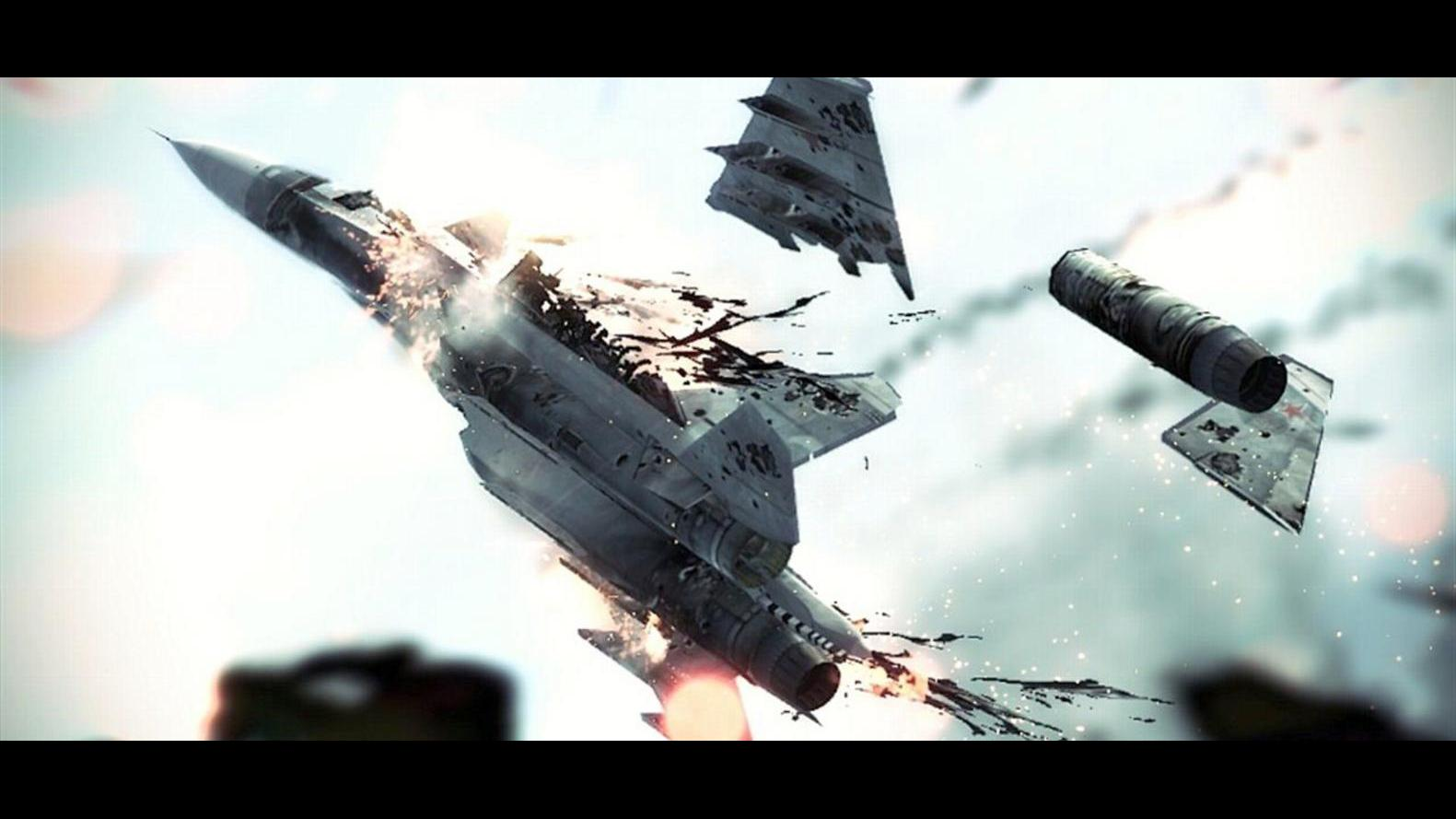 Ace Combat Assault Horizon Trailer 2