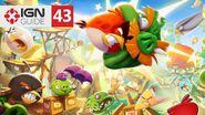 Angry Birds 2 - 3 Star Walkthrough Eggchanted Woods (Level 43)