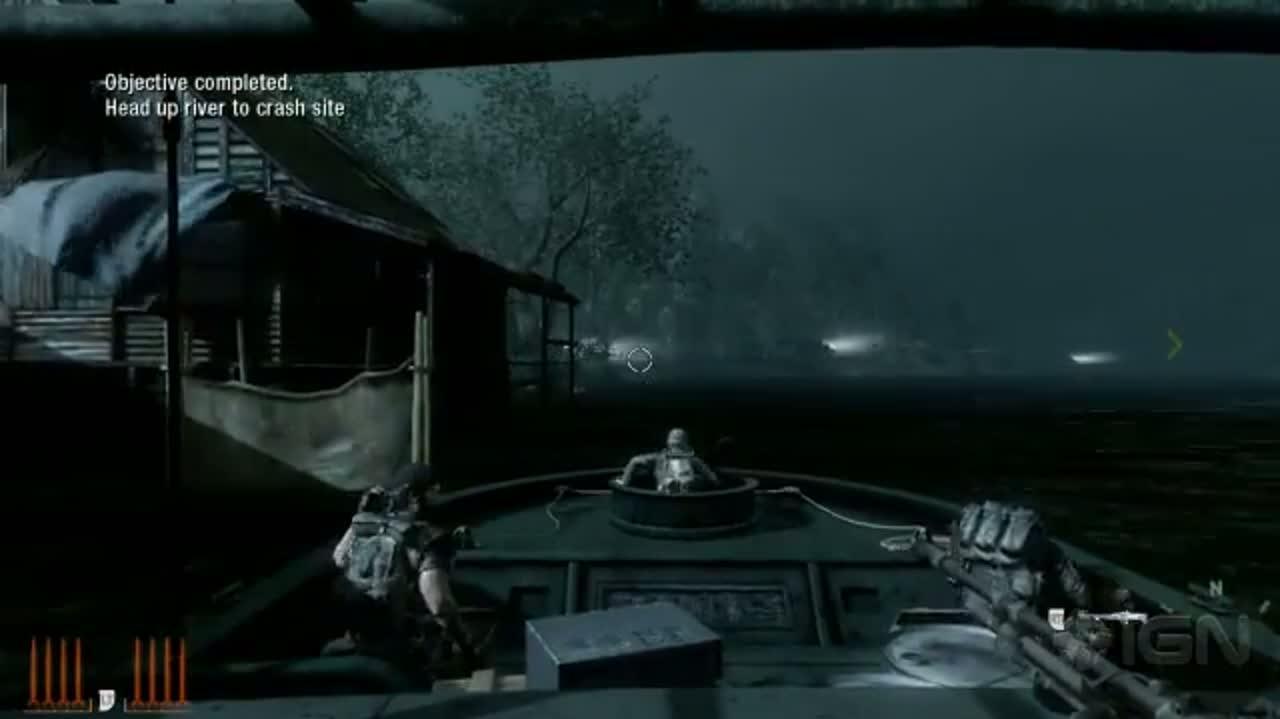 Call of Duty Black Ops - Mission 10 - Crashsite Walkthrough
