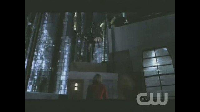 Smallville TV Clip - Black Canary Vs. Green Arrow
